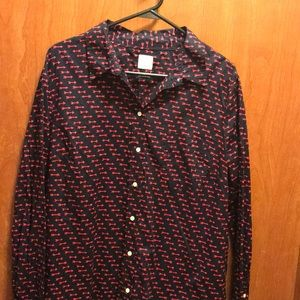 Gap button up shirt